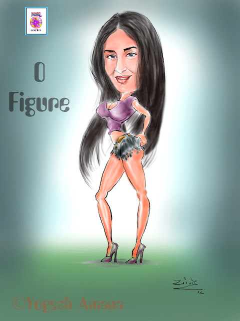 Indian caricatures part 1 Bollywood