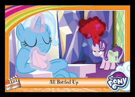 My Little Pony All Bottled Up Series 5 Trading Card