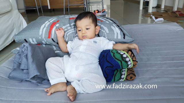 Anas Dah 6 Bulan