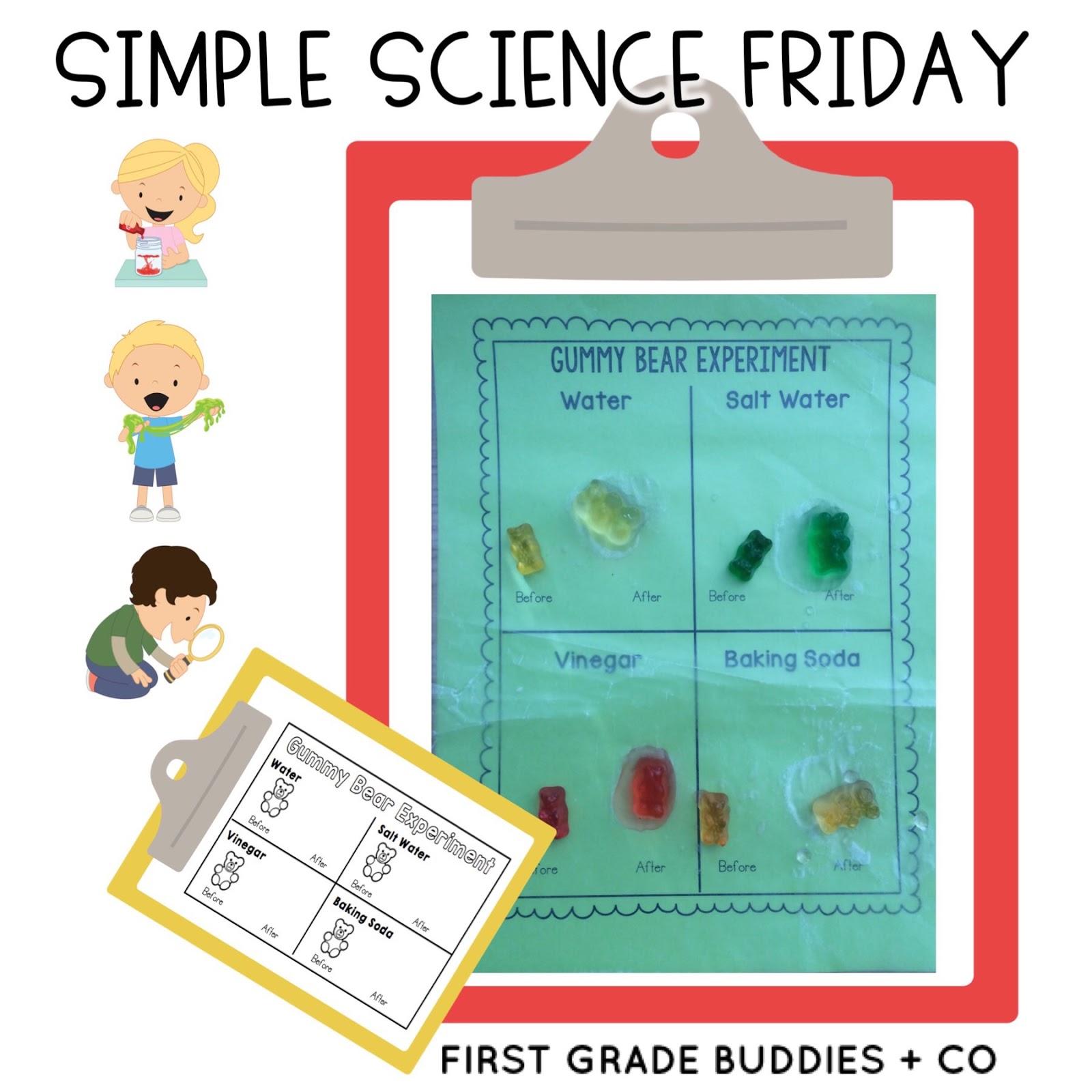 Simple Science Experiements