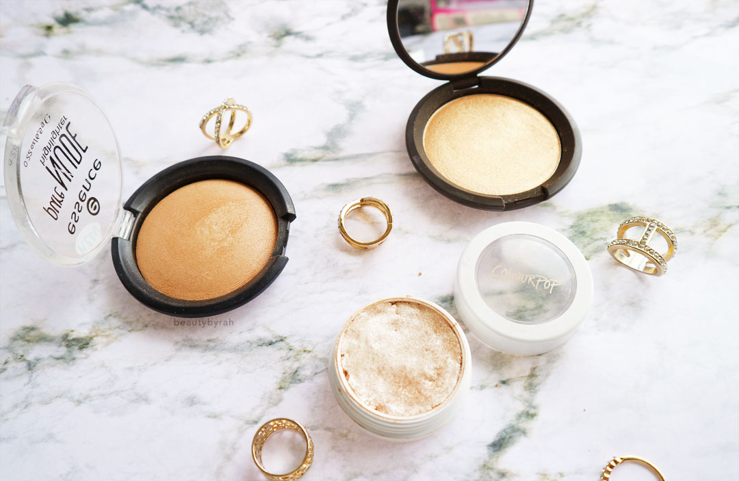 colourpop flexitarian becca champagne pop essence be my highlight highlighter recommendations