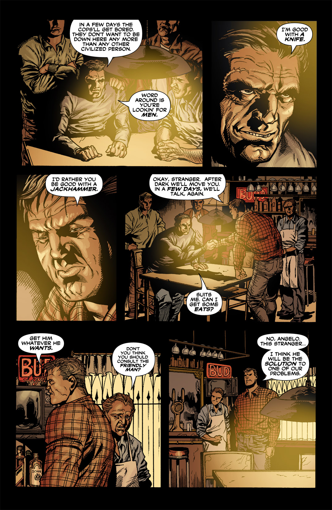 Detective Comics (1937) 807 Page 16