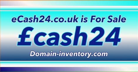 eCash24.co.uk