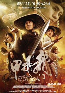 Flying Swords of Dragon Gate (2011) BluRay Subtitle Indonesia