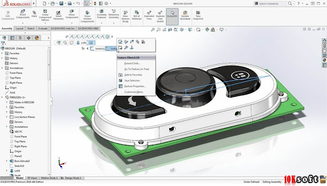SolidWorks 2016 Setup Latest Version Free Download