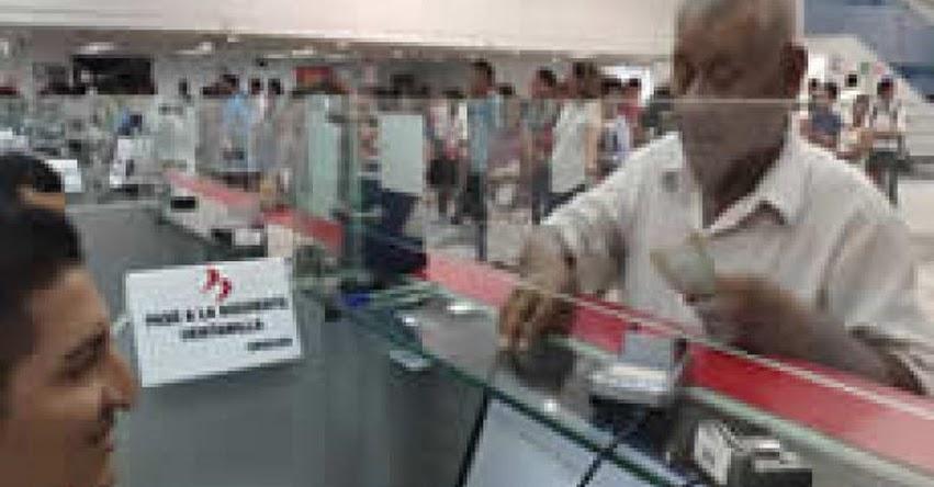 BN: Banco de la Nación paga desde mañana miércoles pensiones a jubilados de la ONP en horario especial - www.bn.com.pe