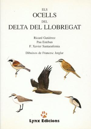 Libro: Els ocells del Delta del Llobregat