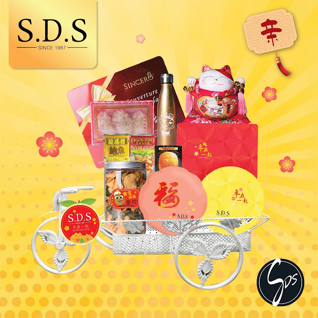 SDS Chinese New Year Hampers