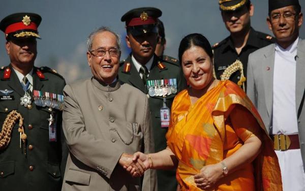 संबंधों को मिलकर मजबूत करेंगे भारत-नेपाल