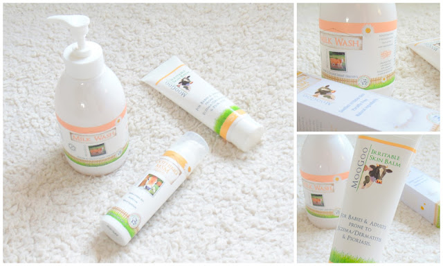 MooGoo Skincare For Eczema