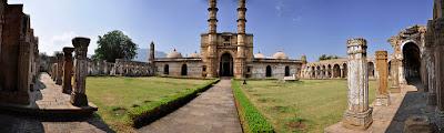 Jama Masjid, Champaner-Pavagadh