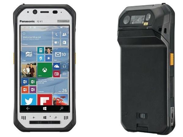 Smartphones Panasonic Toughpad FZ-F1 e o FZ-N1