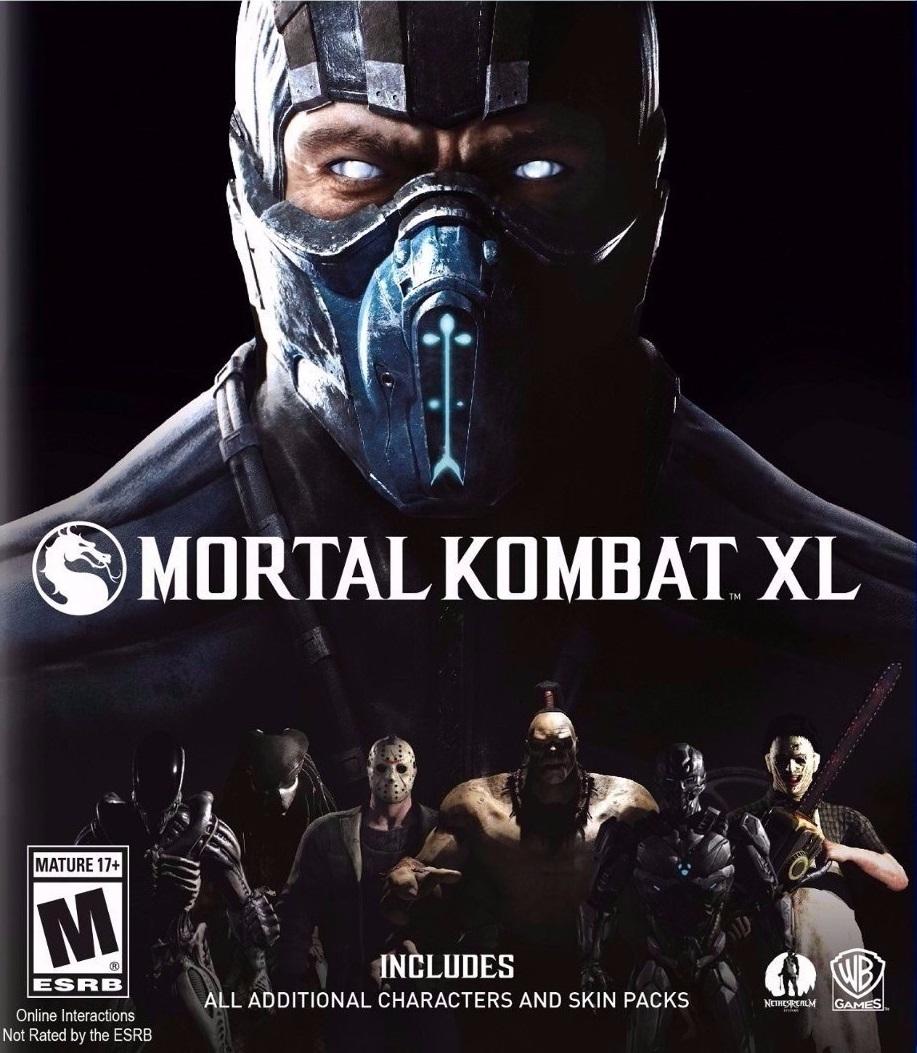 Mortal Kombat XL ESPAÑOL Descargar Full
