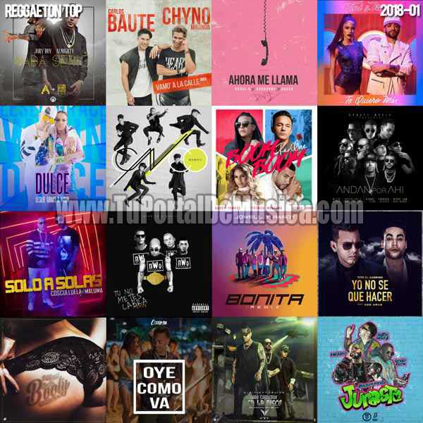 Reggaeton Top Volumen 1 (2018)
