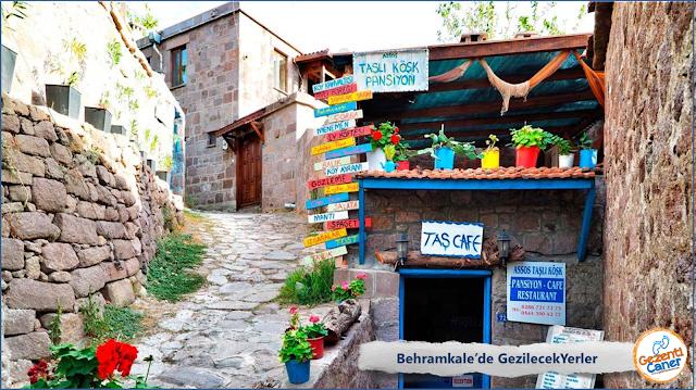 Behramkale-Gezilecek-Yerler