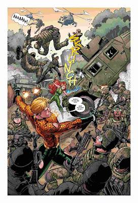 Rebirth | Aquaman - Unaufhaltsam | DC - Comic | Panini-Verlag | Detail