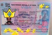 Mengurus Visa India untuk Konferensi