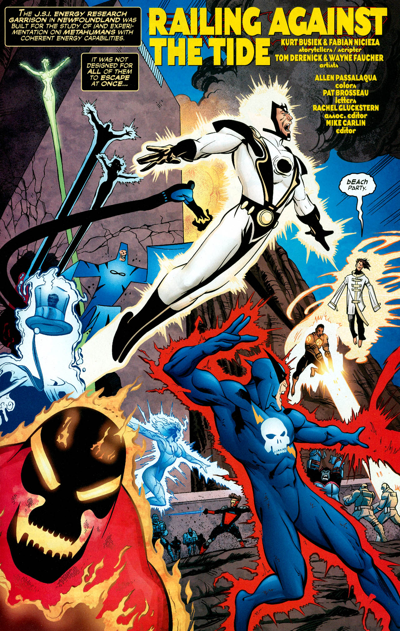 Read online Trinity (2008) comic -  Issue #28 - 21