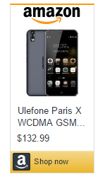 Ulefone Paris specs and price