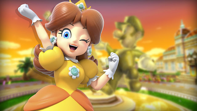 Daisy: princesa, esportista e? crush do Luigi""