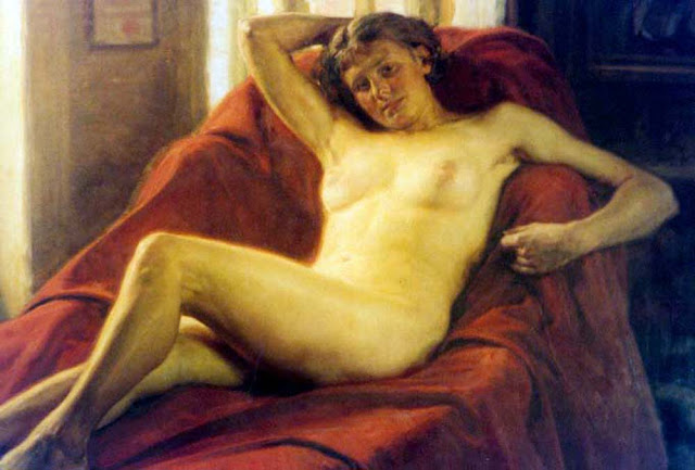 Bolesław Barbacki, Artistic nude, The naked in the art, Il nude in arte, Fine art