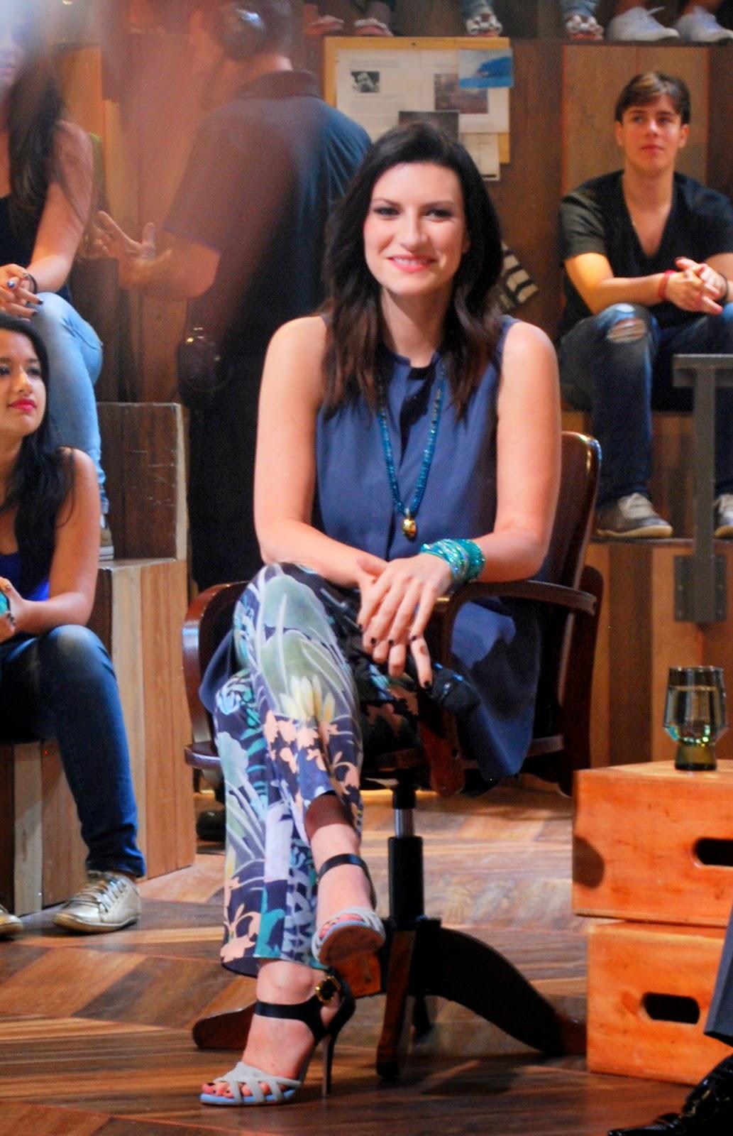 Laura Pausini Online   Blog Version: » Tudo sobre o Programa Altas Horas (Globo)
