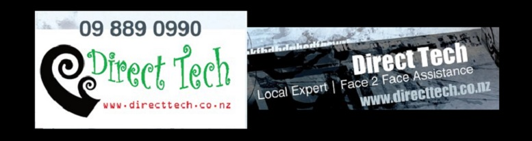 Direct Tech | Whangarei District | Computers