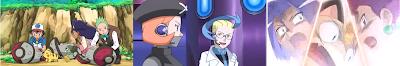 Pokemon Capitulo 15 Temporada 16 El Complot Por El Poder Pokemon Del Equipo Plasma