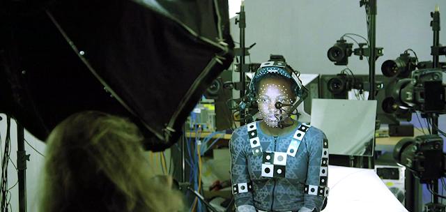 Câştigătoarea unui Oscar, Lupita Nyong'o, pozează pentru revista Vanity Fair
