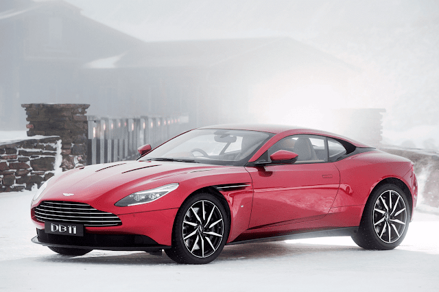 ASTON MARTIN MUMBAI PRESENTS ALL-NEW ASTON MARTIN DB11