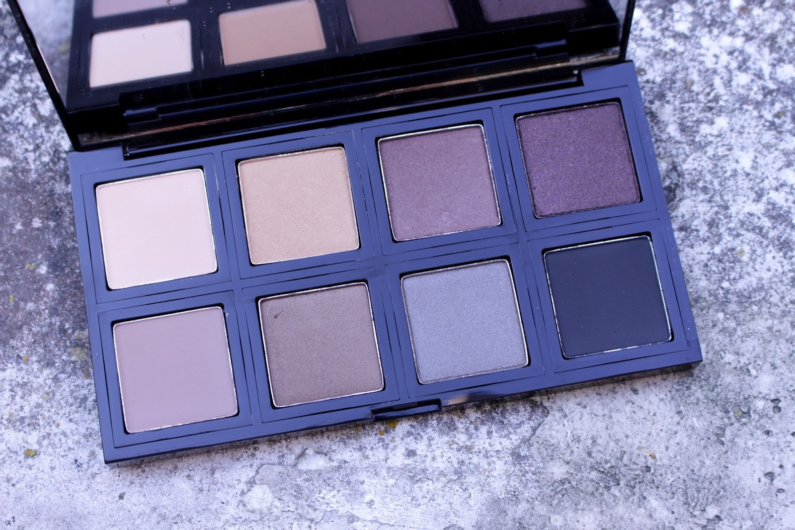 Types Of Naked Palettes