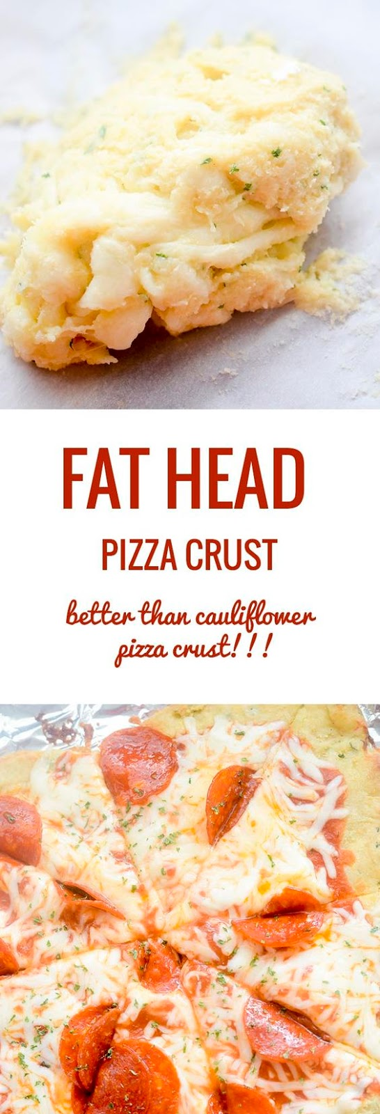 FAT HEAD PIZZA CRUST