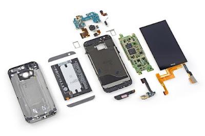 Thay màn hình HTC One A9 giá bao nhiêu?