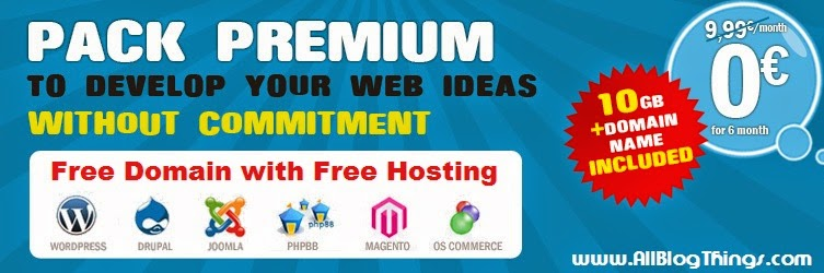 How to Get a free .com Domain with Free unlimited Hosting?
