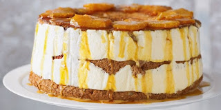 Kue Orange Angel Food Cake