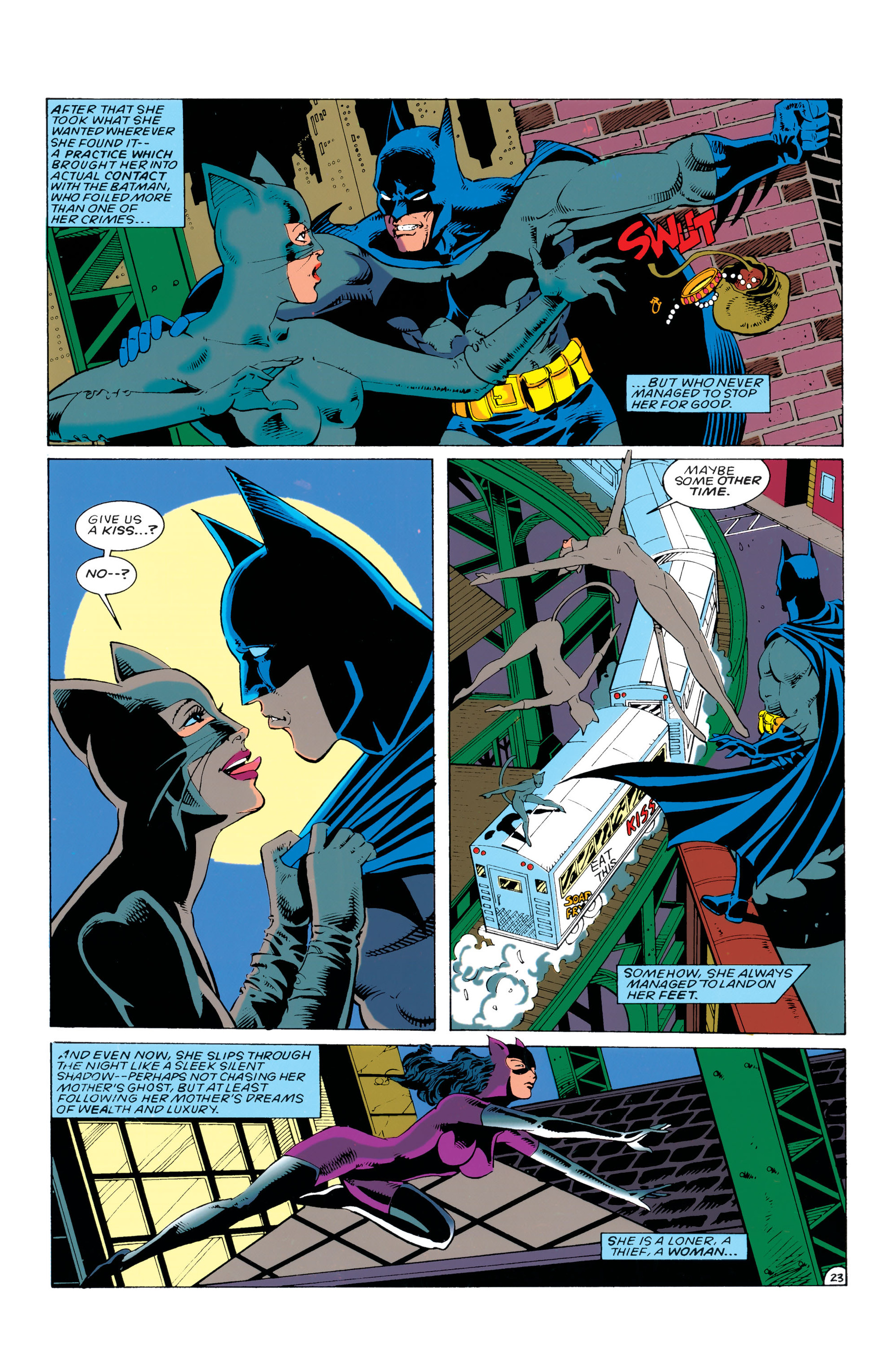 Catwoman (1993) Issue #0 #5 - English 24