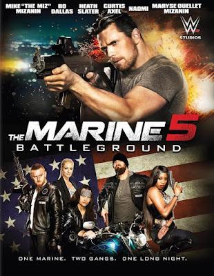 The Marine 5: Battleground [2017] [NTSC/DVDR] Ingles, Español Latino