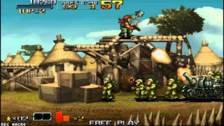 Free Download Metal Slug Anthology Games PSP For PC Full Version - ZGASPC