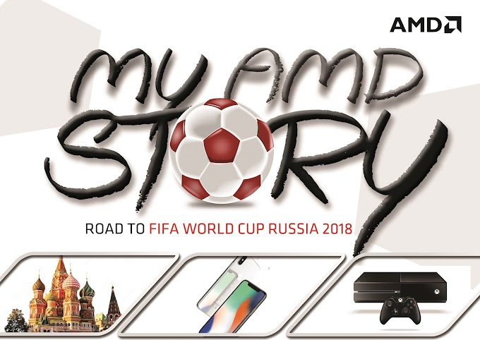 AMD Launches 'My AMD Story', To Send One Lucky Fan To Russia