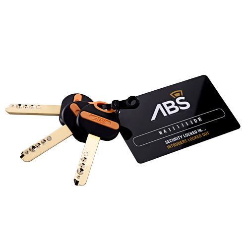 ABS Locks Keys