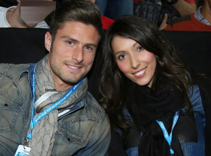 Olivier Giroud Freundin