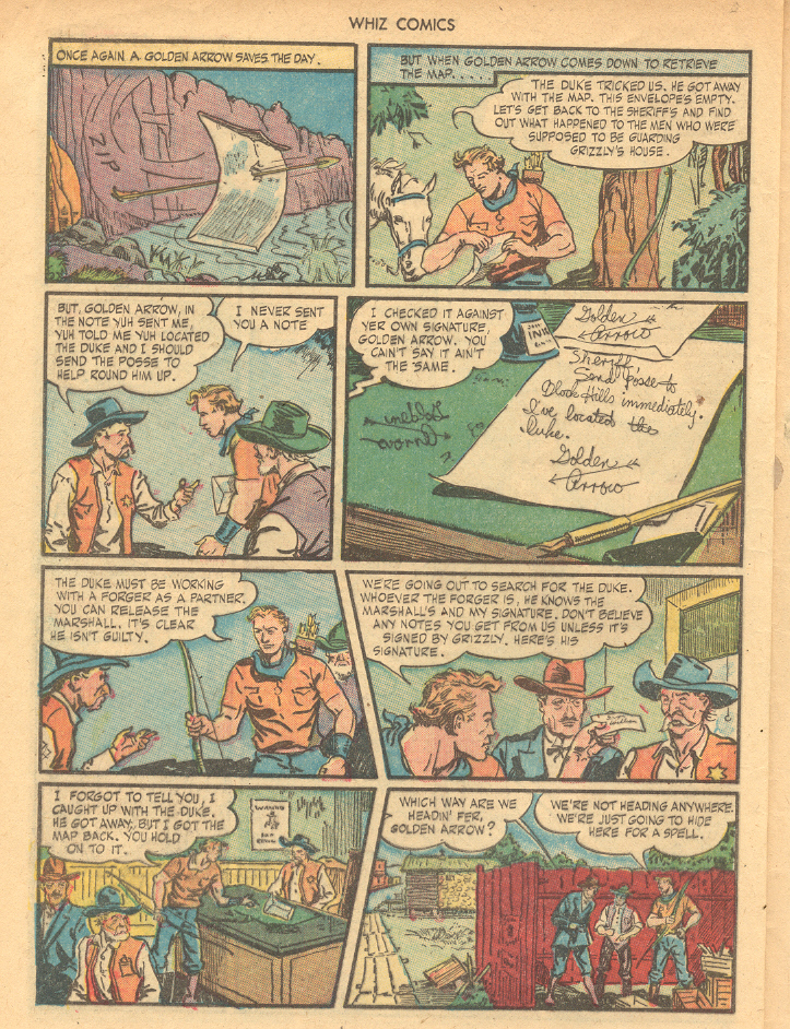 WHIZ Comics issue 66 - Page 24