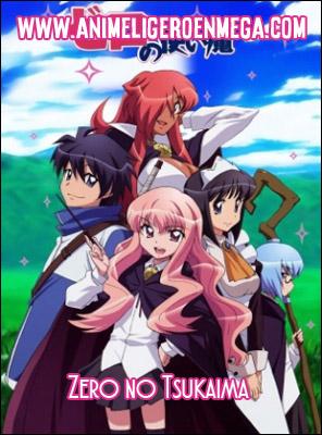 Zero no Tsukaima: Todas Las Temporadas (50/50) + Extras [Mega - Google Drive - MediaFire] BD - HDL