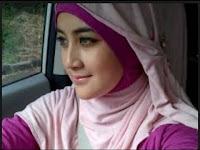 Tips Menggunakan Hijab Untuk Wajah Bulat Agar Terlihat Tirus