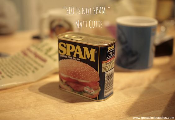 Google: SEO is not spam - Search Engine Manipulation - Killing SEO