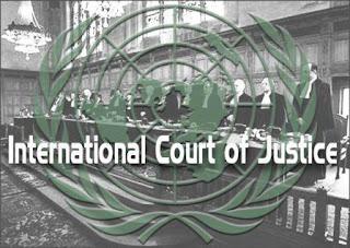 peran lembaga peradilan internasional