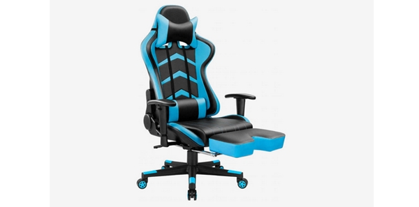 Review 15 Kursi Kantor Terbaik Furmax High-Back Gaming and Racing Chair