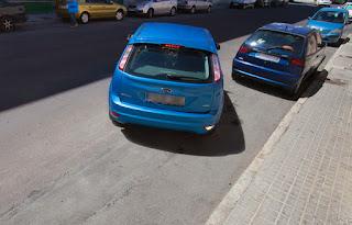 Parking en el Ayuntamiento de Logroño