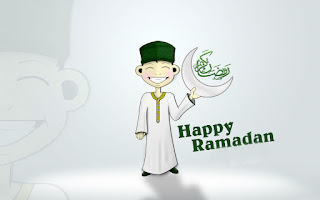 Happy Ramadan Profile Pic