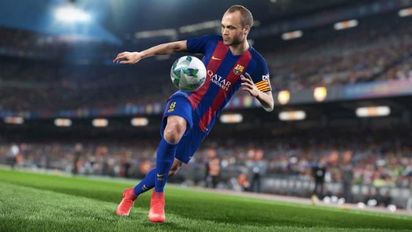 كونامي تكشف رسميا عن موعد إطلاق Pro Evolution Soccer 2018